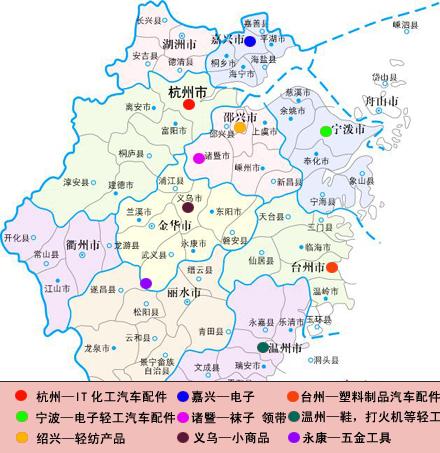 温州到上海地图